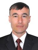 G'afforov Anvar Abdiqodirovich