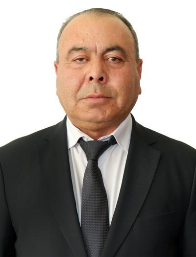 Negmatov Alikul Nurmamatovich