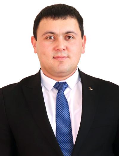 Bafoyev Farruh Jo'raqulovich