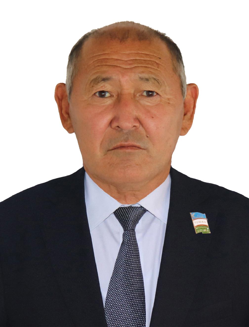Абдираманов Жомард Нажмиддинович,