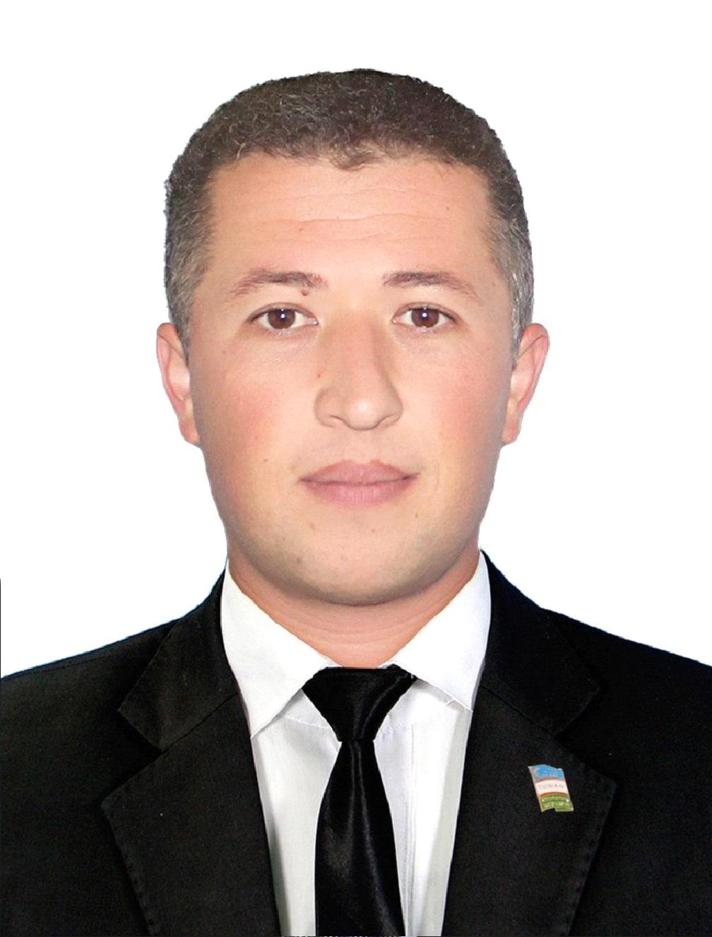Амонов Пулат Шералиевич