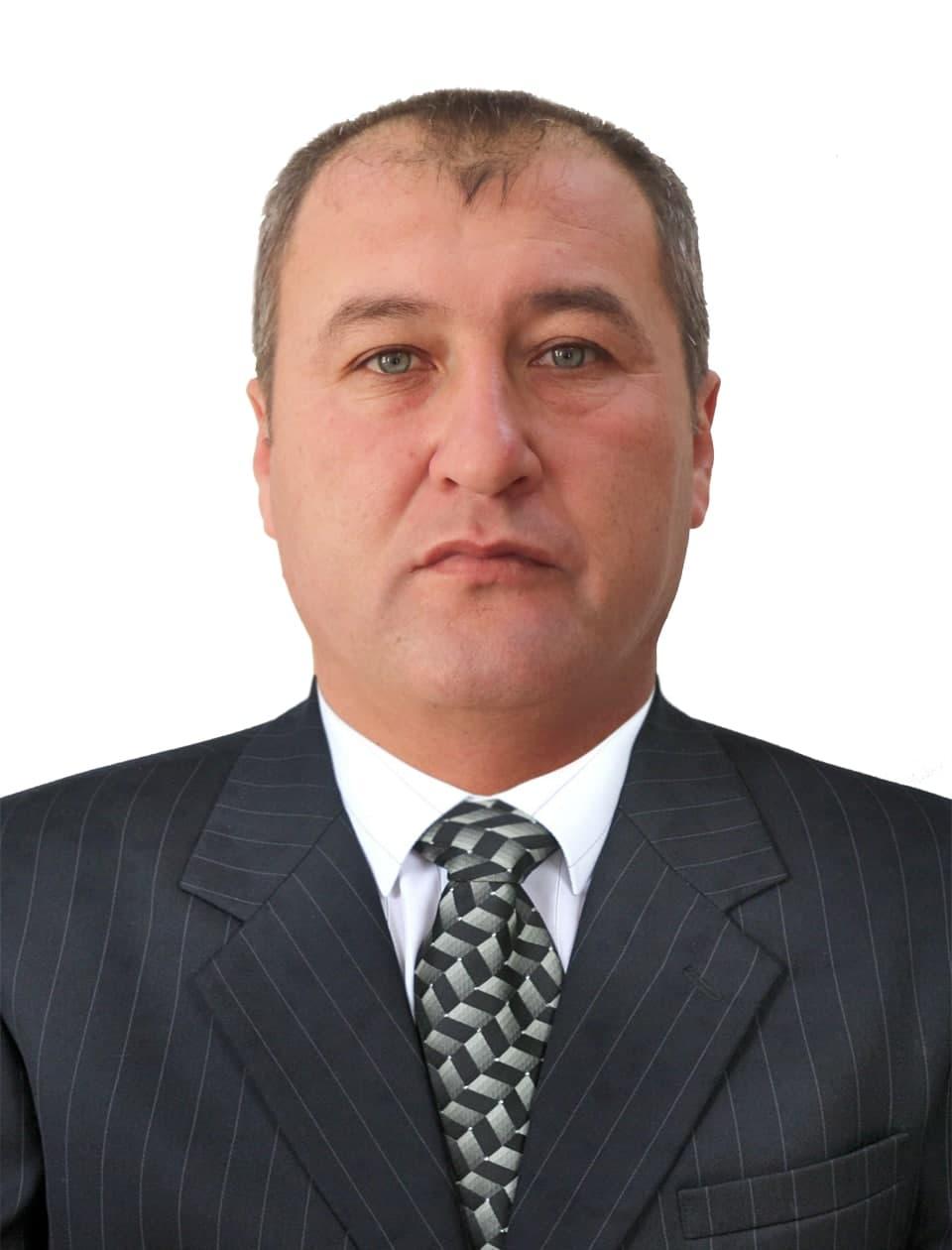 Рамазонов Отабек Махмудович
