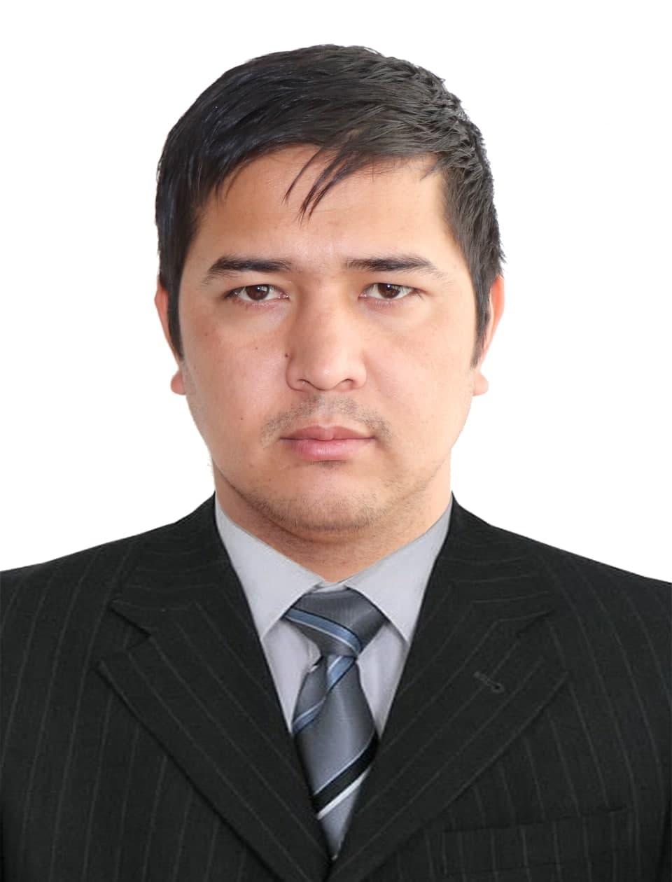 Хамраев Ғанишер  Райим ўғли