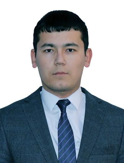 Zokirov Farrux Zokir o'g'li