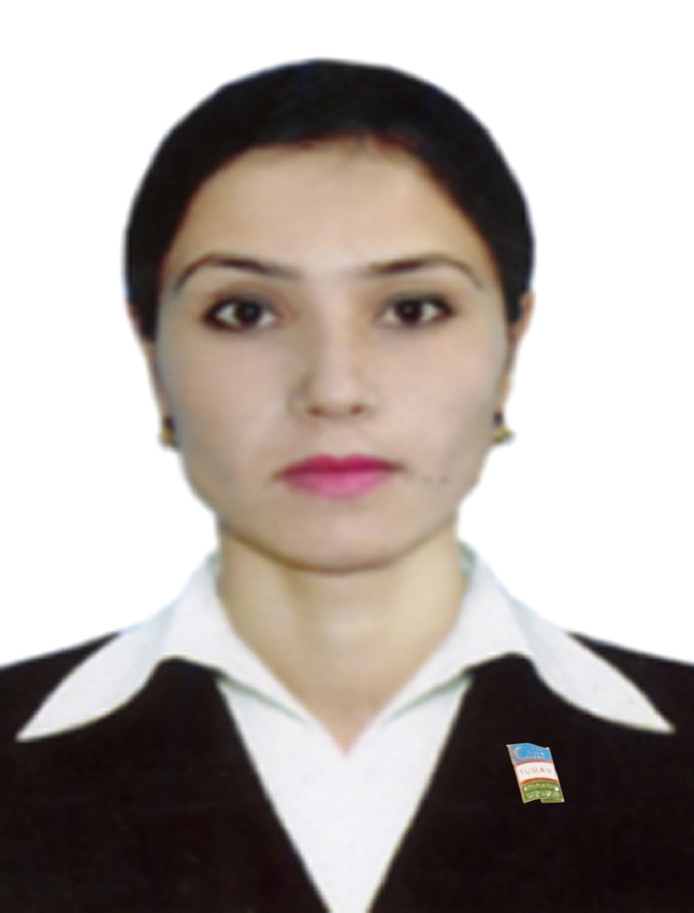 Насирова Сарвиноз Шеролиевна