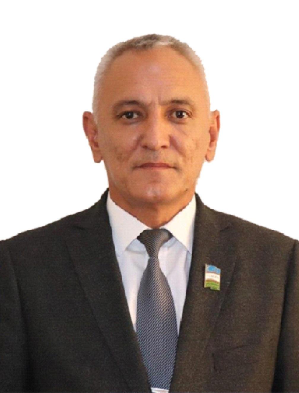 Сатторов Шуҳрат Исматович