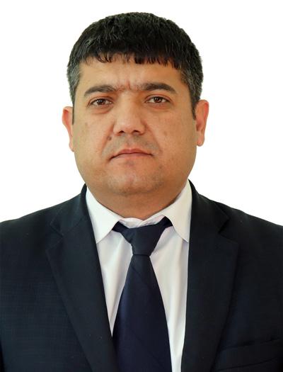 Gadoyev Laziz Kamolovich