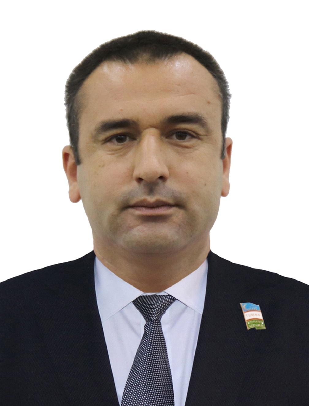Давидов Умид Махмудович