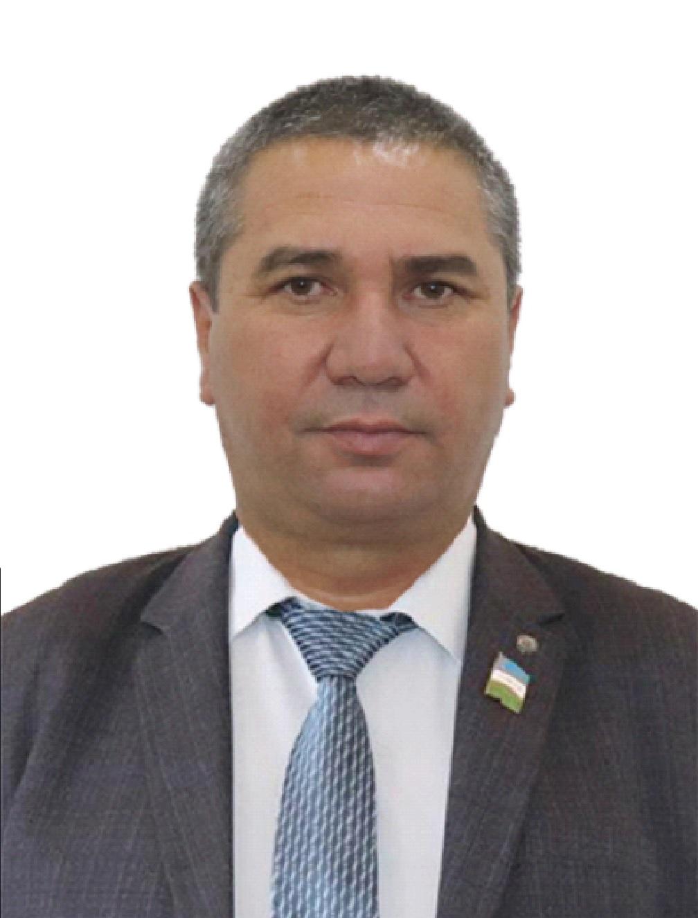 Рузикулов Азамат Файзуллаевич