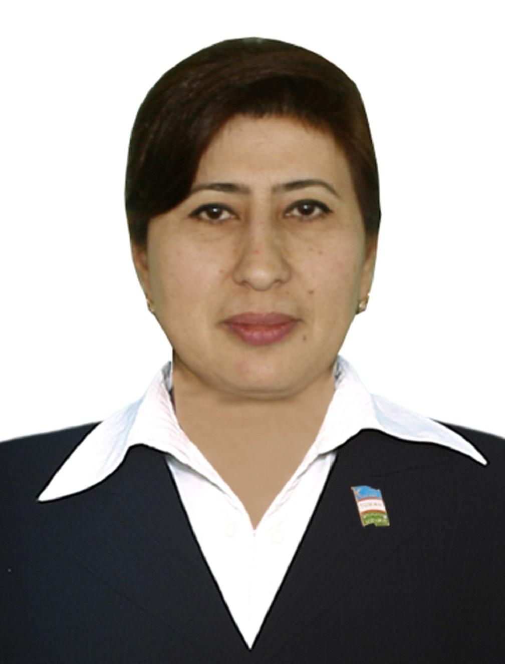 Мукаррамова Клара Ганижановна