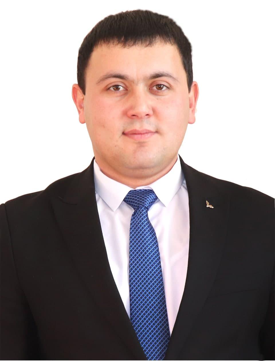 Бафоев Фаррух Жўрақулович