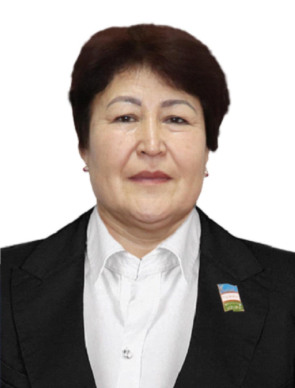 Эргашева Озода Хонтемировна