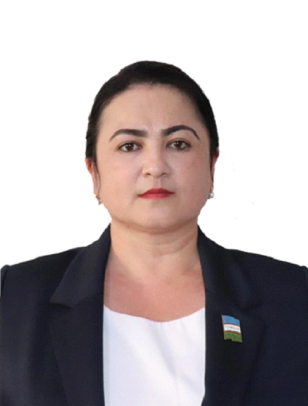 Нажмиддинова Нафиса Зайниддиновна