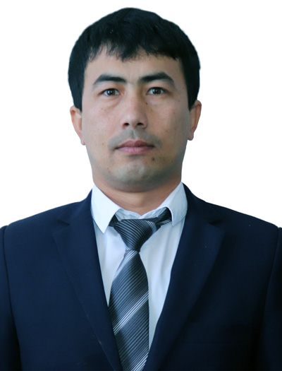 Boltayev Faxriddin Baxranovich