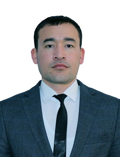 Abdixalimov Burxonjon Abdurasul o'g'li