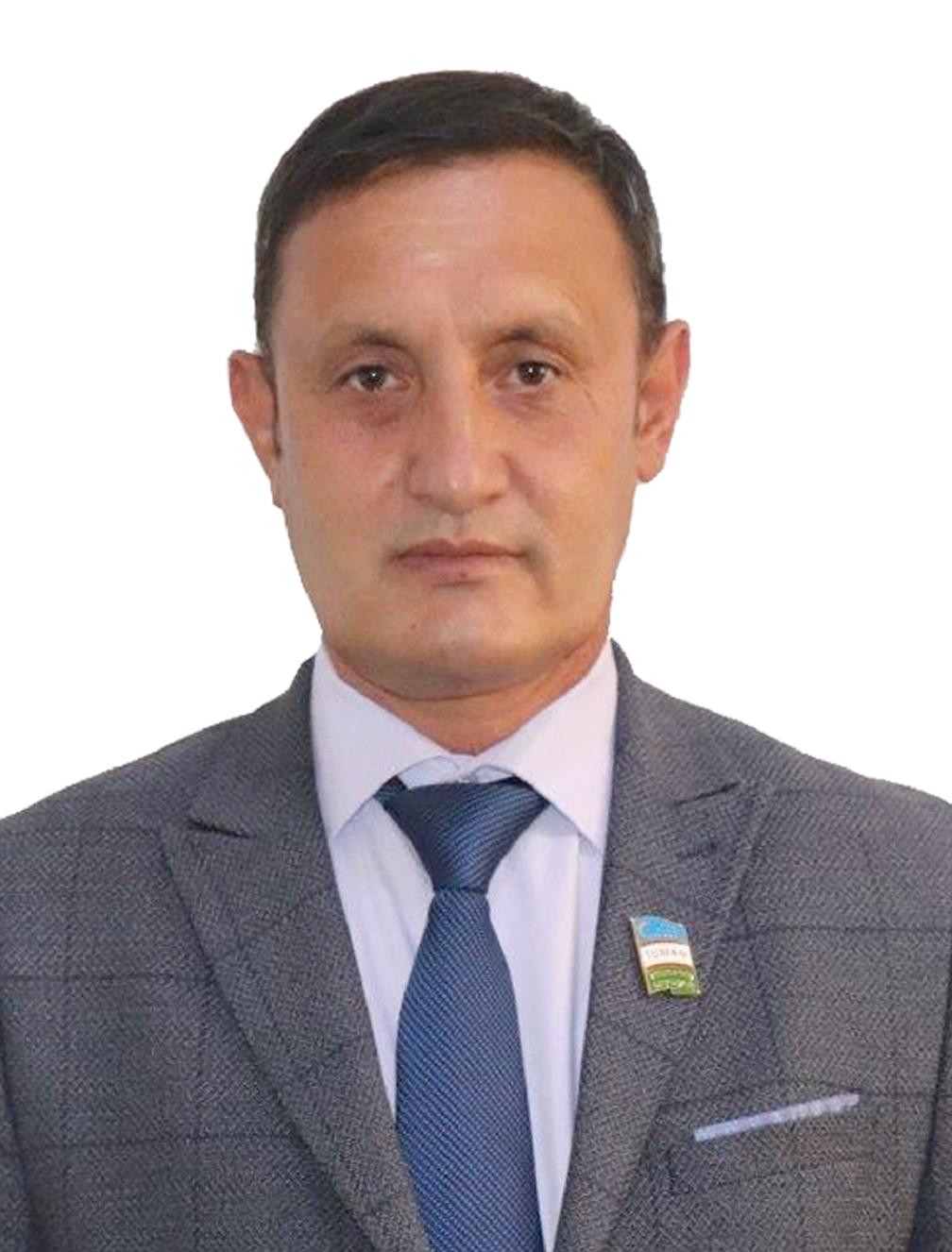 Ҳикматов Олим Акмалович