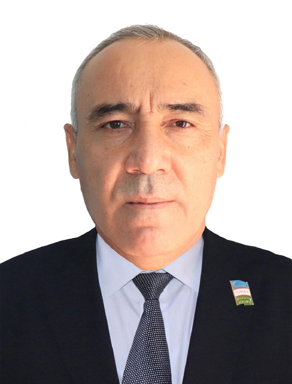 Тилавов Шукурулло Муҳаммадиевич