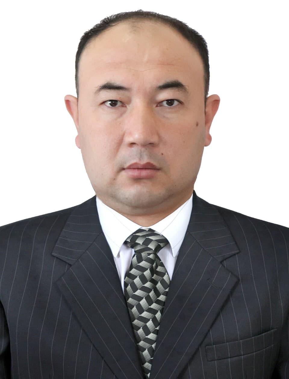 Алимов Бекзод Сайфуллаевич